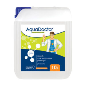 Купить AquaDoctor pH Minus HL (Соляная 14%) 10 л.